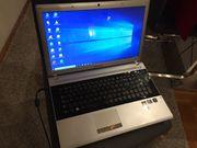 Laptop SAMSUNG 17 mit SSD-Festplatte