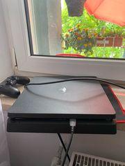 Playstation 4 Slim Schwarz