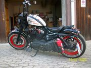 HARLEY DAVIDSON Sportster-FORTY-EIGHT XL 1200