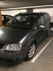 Vw Touran 2 0TDI