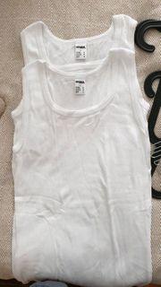 10 Unterhemden von Hermko in