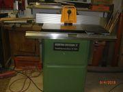 Tischfräsmaschine TF 904