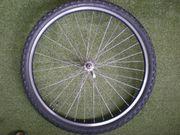 MTB 26 Zoll Laufrad komplett