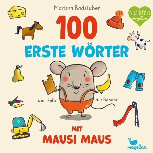 100 erste Wörter mit Mausi