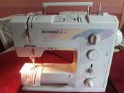 Nähmaschine Bernina 1008-1010 in guter