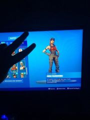 fortnits og account renegade raider