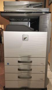 SHARP MX-2614N Digitales Vollfarb-Multifunktionssystem