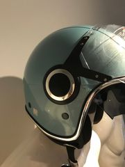 Vespa Helm azzuro Modell 70