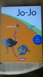 Jo-Jo Lesebuch 4 Schuljahr ISBN