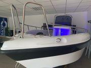 Neu Boot Poseidon Blu Water