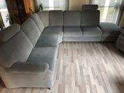Ecksofa Sofa Couch Polinova