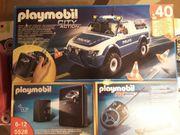 Playmobil Polizeiauto mit RC modul