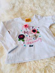Süßes Shirt Gr 74 von