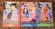 Genshiken Manga Omnibus Bände 1-3