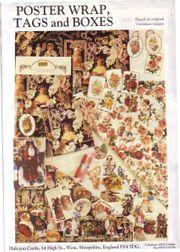 Geschenkpapier 25 Bögen 50x70cm Halcyon -