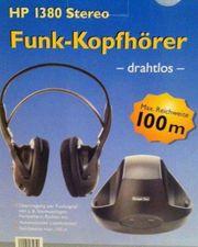 Funk Kopfhörer Tempi - Tec HP-1380