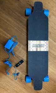 E-Longboard mit Mellow Drive bis