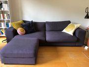 Bolia Sepia Sofa inkl Couchhocker