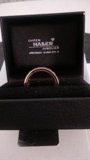 Ring Meister Girello 585 Weißgold