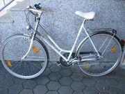 Sportliches Nostalgie Damen Fahrrad 28