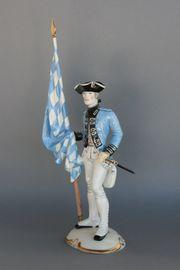 Soldat Fähnrich v II Bayer