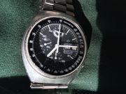 OMEGA Speedmaster Automatik Chronometer aus