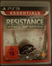 Ps 3 Spiel Essentials Resistance