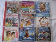 9 CD Hörspiele Hanni und