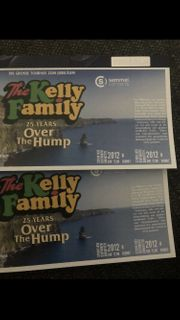2 Tickets Kelly Family München