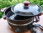 Maroni-Ofen auch für Pellkartoffeln