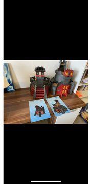 Playmobil Ritterburg Set mit viel