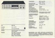 Akai AM-U04 Stereo Integrated Amplifier