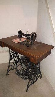 Pfaff-Nähmaschine antik