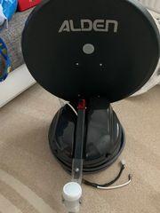 Mobile Alden SATANLAGE Satlight-track 50