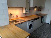 Küche komplett AEG inkl Spülmaschine