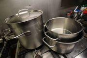 Gaststättenauflösung Geschirrspülmaschine