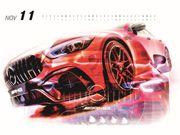 AMG Mercedes Kalender 2021 69