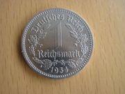 1 Mark Reichsmark 1934 A