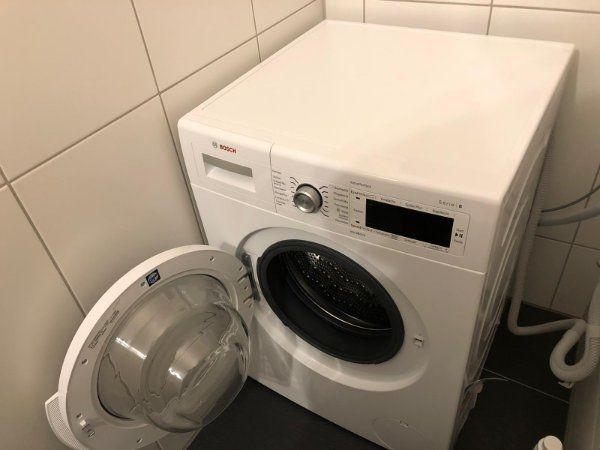 RESERVIERT Bosch Waschmaschine Serie 8