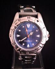 Ascot Herren Armbanduhr - Vintage - 3ATM