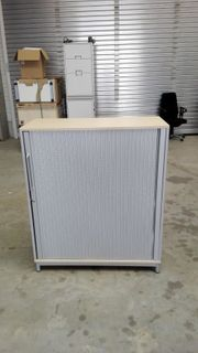 Akustik-Sideboard Büroschrank Aktenschrank Stauraum - BASIC