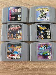N64 Spiele als Bundle