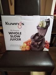 Kuvings Whole Slow Juicer B9700
