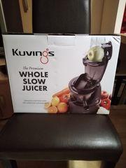 Kuvings Whole Slow Juicer B9700