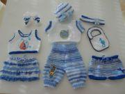 hübsche Puppenkleidung 10-teilig-Baby Born Krümel