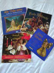 Schallplatten Weihnachten