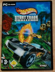 CD-ROM - Hot Wheels Stunt Track Challenge -