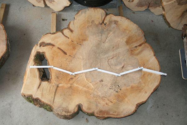 Tischplatte Buchenholzplatte Für Innen Oder Außen In Spardorf