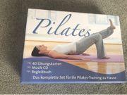 Pilatis CD mit Übungskarten