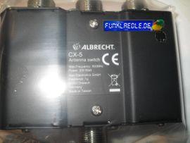 Bild 4 - Albrecht CX-5 3-Wege Antennenschalter CB-Funk - Großerlach